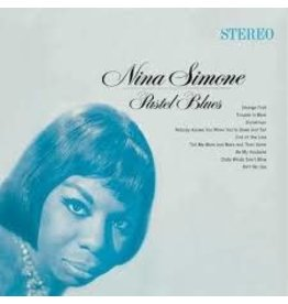 (LP) Nina Simone - Pastel Blues (2020 reissue)
