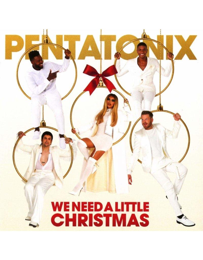 (CD) Pentatonix - We Need A Little Christmas
