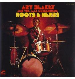 (LP) Art Blakey & The Jazz Messengers - Roots & Herbs