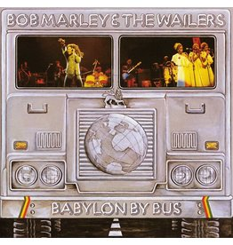 (LP) Bob Marley & The Wailers - Babylon by Bus (2LP)