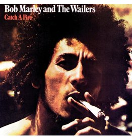 (LP) Bob Marley & The Wailers - Catch A Fire (2020)