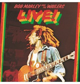 (LP) Bob Marley & The Wailers - Live! (2020)