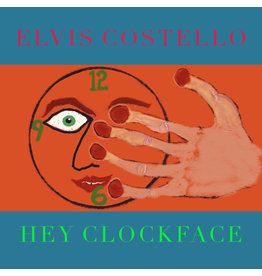 Concord Jazz (LP) Elvis Costello - Hey Clockface (2LP)