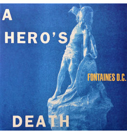 (LP) Fontaines DC - A Hero's Death