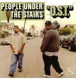 (LP) People Under the Stairs - O.S.T. (2LP/2020 Reissue)