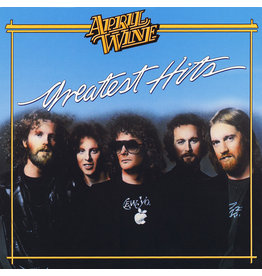 Black Friday 2020 (LP) April Wine - Greatest Hits (Opaque Blue Vinyl) BF20