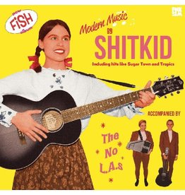 PNKSLM Recordings (LP) ShitKid - Fish (Expanded Edition)