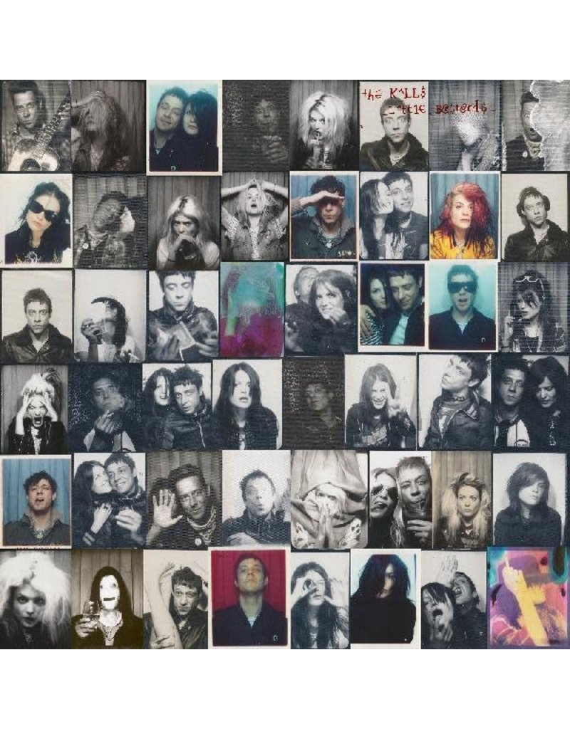 (CD) The Kills - Little Bastards