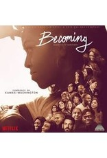 (CD) Kamasi Washington - Becoming (Music from the Netflix Documentary about Michelle Obama)