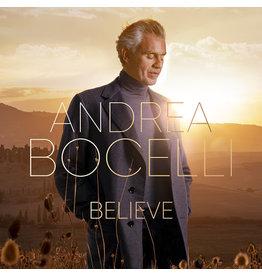 usedvinyl (LP) Andrea Bocelli - Believe