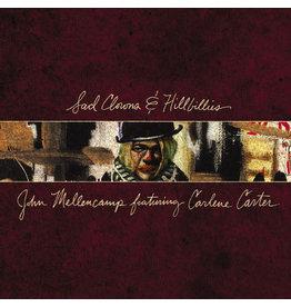 usedvinyl (Used LP) John Mellencamp Featuring Carlene Carter – Sad Clowns & Hillbillies