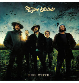 usedvinyl (Used LP) The Magpie Salute ‎– High Water I (Clear Vinyl)