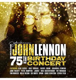 usedvinyl (Used LP) Various – Imagine: John Lennon 75th Birthday Concert (2LP)