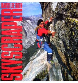usedvinyl (Used LP) David Lee Roth – Skyscraper (1988) SOLD