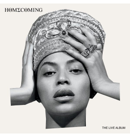 (LP) Beyonce - Homecoming (4LP - The Live Album)