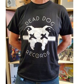 Dead Dog T-Shirt 2019 - Full Logo (Black) 3XL
