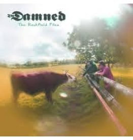 (LP) The Damned - Rockfield Files (EP)