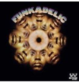 Westbound Records (LP) Funkadelic - Funkadelic (180g-orange- 2020 Reissue)