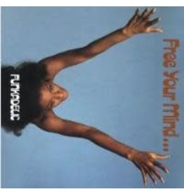 Westbound Records (LP) Funkadelic - Free Your Mind... And Your Ass Will Follow (180g-blue - 2020 Reissue)