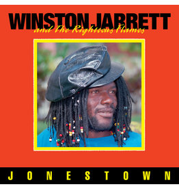 (LP) Winston Jarrett & The Righteous Flames - Jonestown (2020 Reissue)