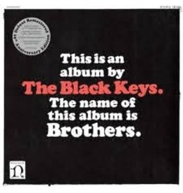 (LP) The Black Keys - Brothers (2LP/Deluxe Remastered Anniversary Edition)