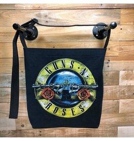 Goodfarken (Tee Bag) Guns N' Roses - Bullet Logo (Front) w/ Tour Dates On  B-side