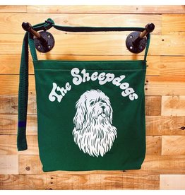 Goodfarken (Tee Bag) Sheepdogs - Sheepdog on Green