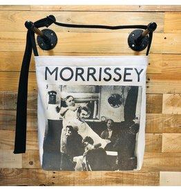 Goodfarken (Tee Bag) Morrissey - Haircut Photo on Off- White