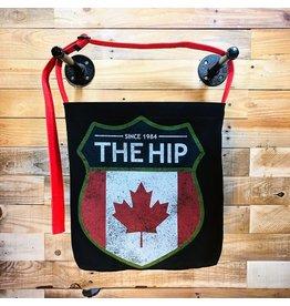 (Tee Bag) Tragically Hip - Highway Sign (Black)