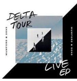 (LP) Mumford and Sons - Delta Live EP