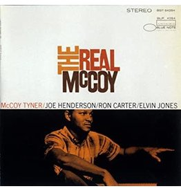 (LP) Mccoy Tyner - The Real McCoy (Blue Note Classic Vinyl edition)