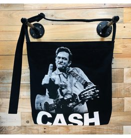 Goodfarken (Tee Bag) Johnny Cash - The Finger