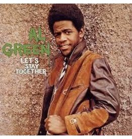 (LP) Green, Al - Let's Stay Together (DIS)