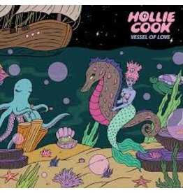 (LP) Cook, Hollie - Vessel of Love (Indie Pink)
