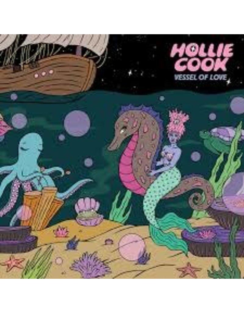 (LP) Cook, Hollie - Vessel of Love (Indie Pink)