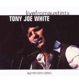 (LP) Tony Joe White - Live from Austin, TX (White vinyl w/Etching) RSD19