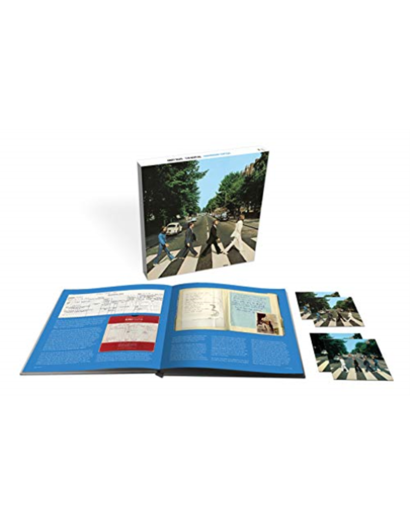 (CD) Beatles - Abbey Road (50th Ann Super Deluxe Edition 4Disc)