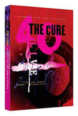 (DVD) Cure - 40 live Curaetion 25 + Anniversary (2DVD)