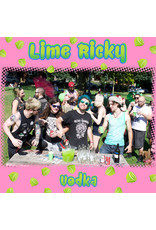 (CD) Lime Ricky - Vodka