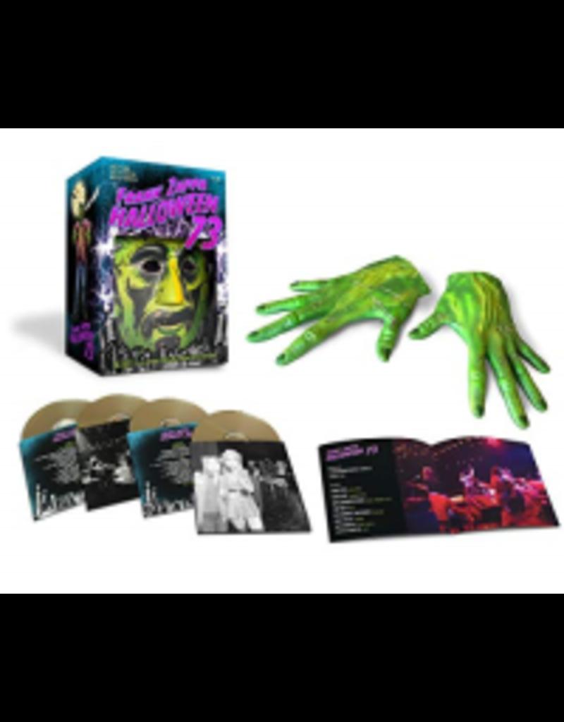 (CD) Frank Zappa - Halloween 73 (Box: 4CD & Costume)