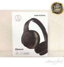 Audio-Technica - ATH-S200BTBK On-ear Bluetooth headphone
