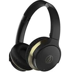 Audio Technica - AR3BTBK On-ear Bluetooth Headphone
