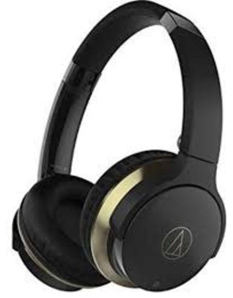 Audio Technica - AR3BTBK On-ear Bluetooth Headphone
