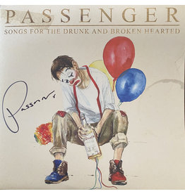 (LP) Passenger - Songs For the Drunk And Broken Hearted (2LP)