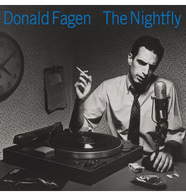 (LP) Donald Fagen - The Nightfly (2020 Reissue/Blue)