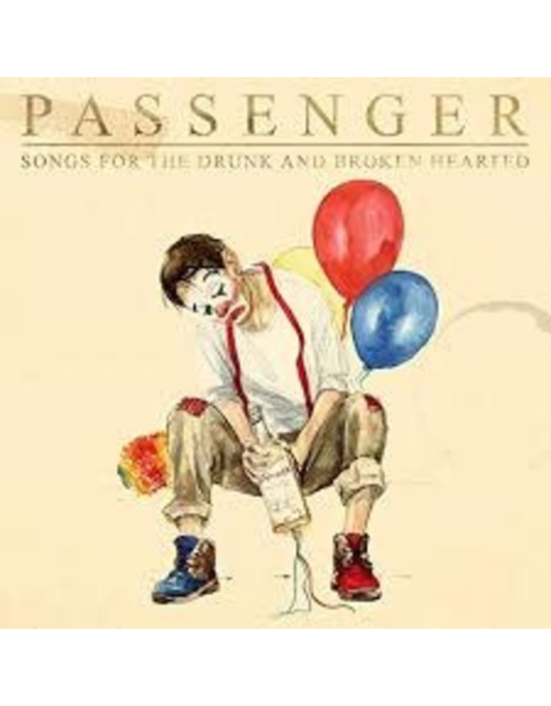 (CD) Passenger - Songs For The Drunk And Broken Hearted