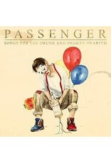 (CD) Passenger - Songs For The Drunk And Broken Hearted (Deluxe 2CD)