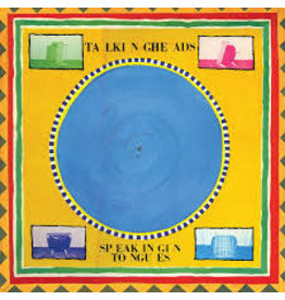 (LP) Talking Heads - Speaking In Tongues (2021 Reissue/Blue Vinyl)
