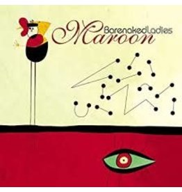 (LP) Barenaked Ladies - Maroon (20th Anniversary Edition)