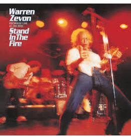(LP) Warren Zevon - Stand In The Fire (2021 - Deluxe Edition)
